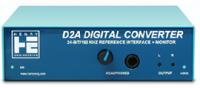 D2A DIGITAL CONVERTER
