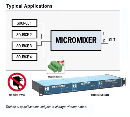 Micro Mixer
