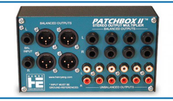 PatchboxII