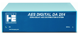 AES DIGITAL DA 2X4