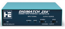 DIGIMATCH 2X6