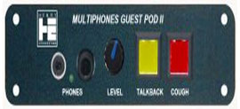 MULTIPHONES GUEST POD II CABINET MOUNTING PLATE