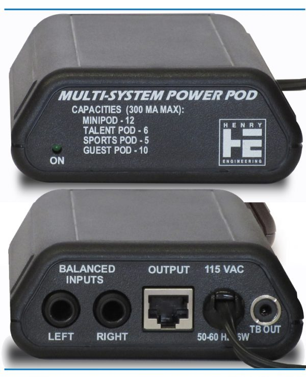 PowerPodOverUnder